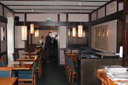 Japansk restaurang säljes